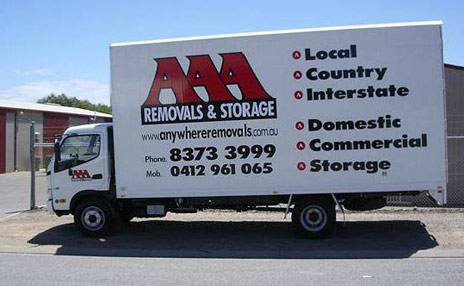 AAA Anywhere Anyhow Anytime Furniture Removals | 2 Glenarm Ct, Flagstaff Hill, South Australia 5159 | +61 412 961 065